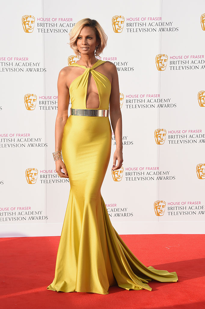 LONDON, ENGLAND - MAY 08: Alesha Dixon attends the House Of Fraser British Academy Television Awards 2016 at the Royal Festival Hall on May 8, 2016 in London, England. (Photo by Stuart C. Wilson/Getty Images)