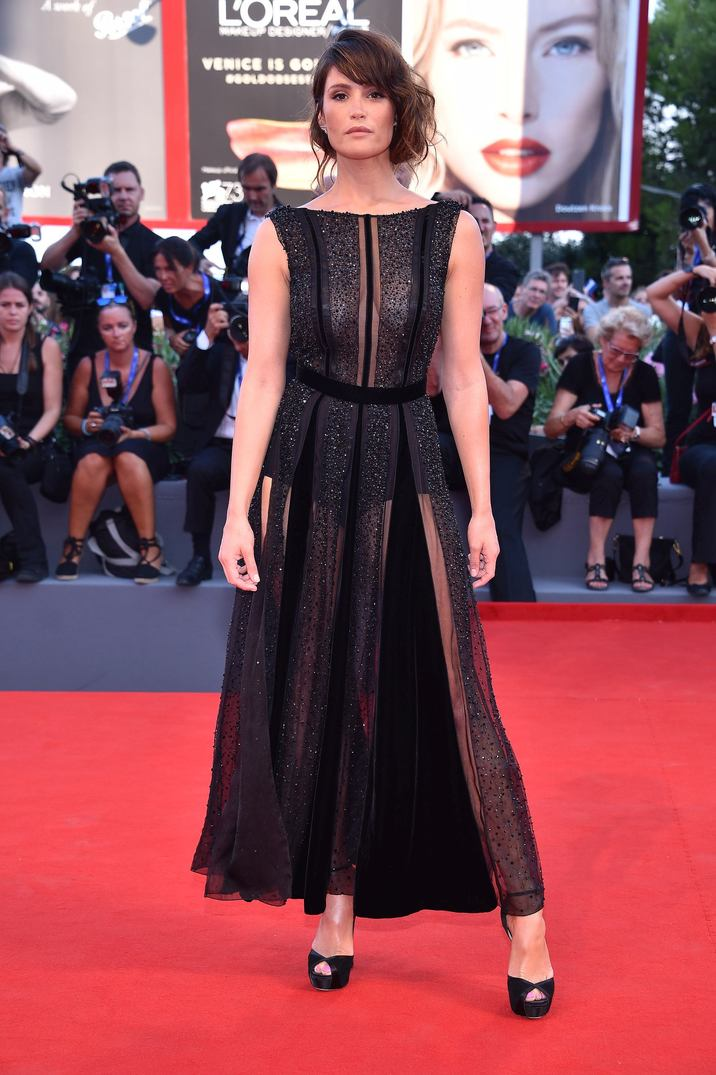 Gemma Arterton 73rd Venice Film Festival Red Carpet -The Young Pope- Venice, Italy 03 Sept 2016 © FameFlynet_Italy/SGP id 106015_039 *not exclusive