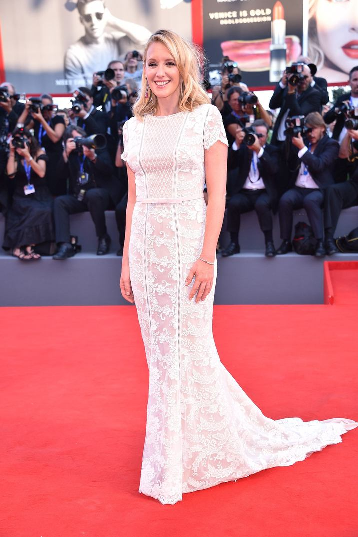 Ludivine Sagnier 73rd Venice Film Festival Red Carpet -The Young Pope- Venice, Italy 03 Sept 2016 © FameFlynet_Italy/SGP id 106015_039 *not exclusive