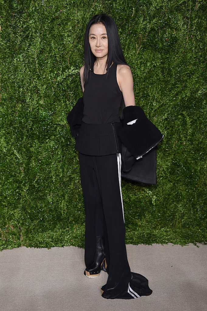 NEW YORK, NY - NOVEMBER 07: Vera Wang attends 13th Annual CFDA/Vogue Fashion Fund Awards at Spring Studios on November 7, 2016 in New York City.  (Photo by Dimitrios Kambouris/Getty Images)