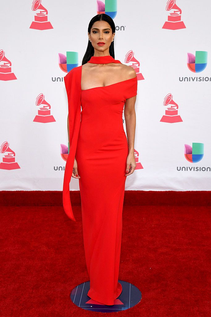 attends The 17th Annual Latin Grammy Awards at T-Mobile Arena on November 17, 2016 in Las Vegas, Nevada.