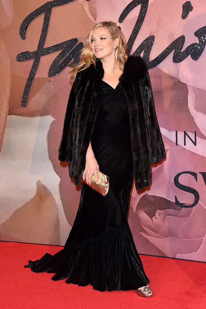 attends The Fashion Awards 2016 on December 5, 2016 in London, United Kingdom.