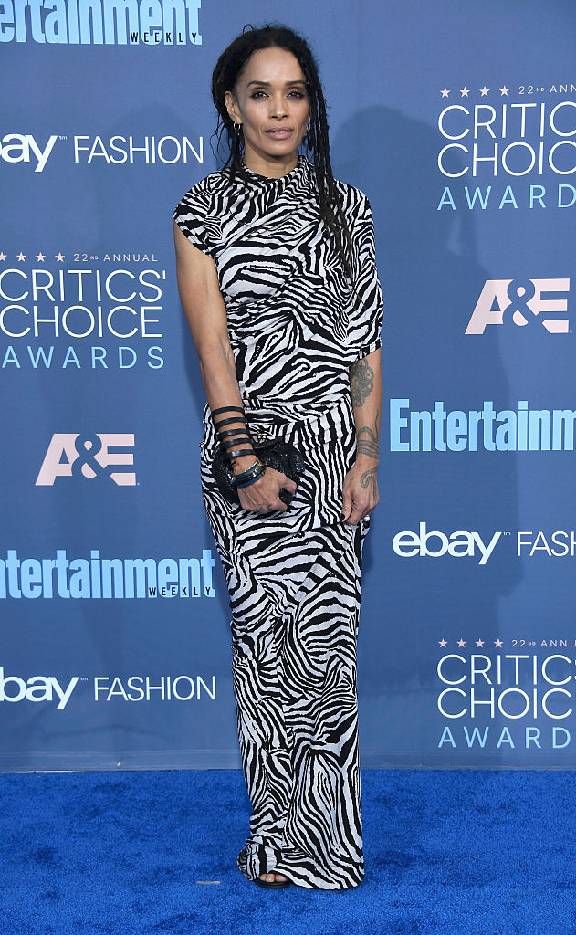 attends The 22nd Annual Critics' Choice Awards at Barker Hangar on December 11, 2016 in Santa Monica, California.