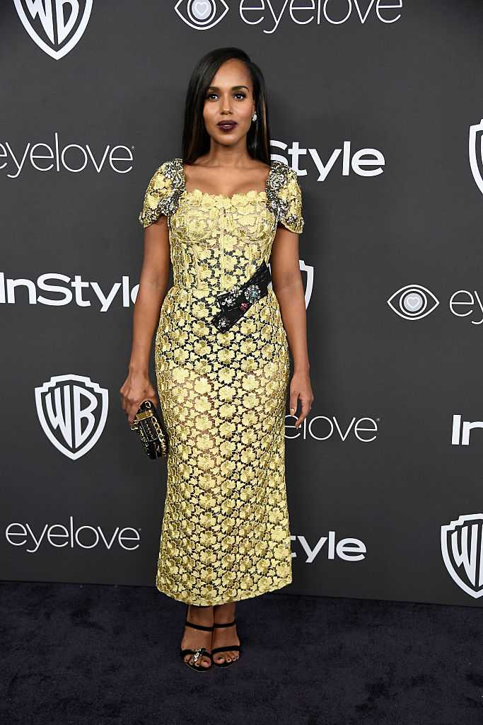 attends the 18th Annual Post-Golden Globes Party hosted by Warner Bros. Pictures and InStyle at The Beverly Hilton Hotel on January 8, 2017 in Beverly Hills, California.