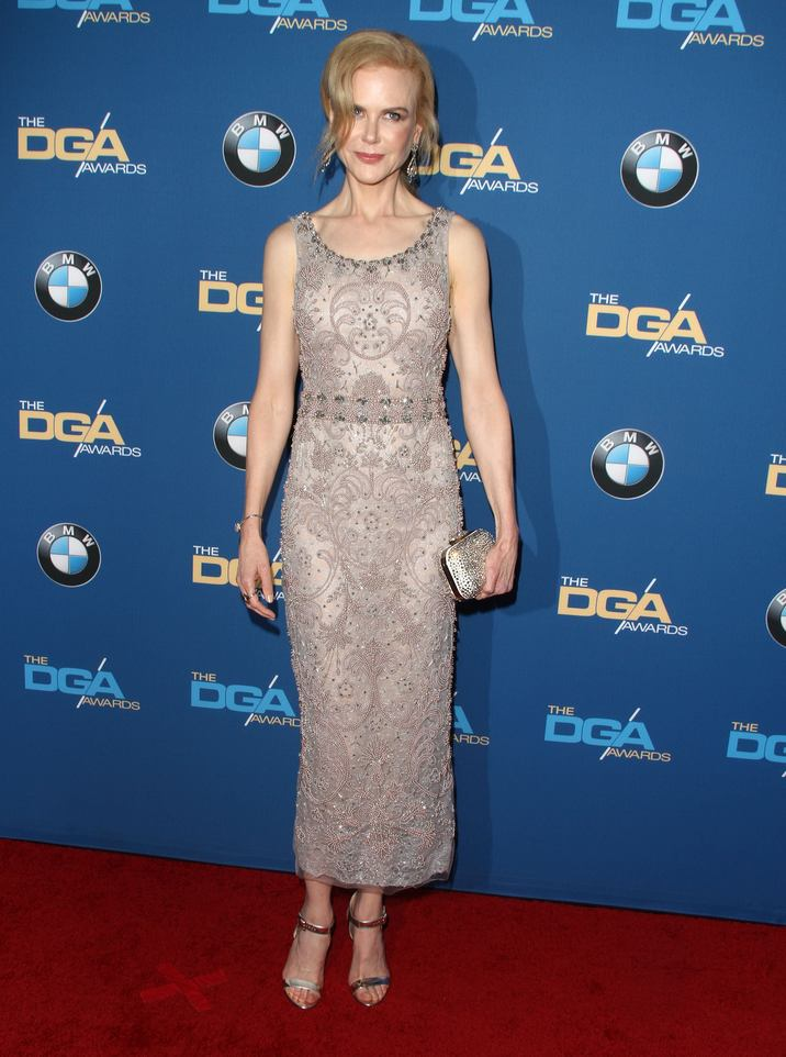 52304755 The 69th Annual Directors Guild Of America Awards held at The Beverly Hilton Hotel in Beverly Hills, California on 2/4/17.  The 69th Annual Directors Guild Of America Awards held at The Beverly Hilton Hotel in Beverly Hills, California on 2/4/17. Nicole Kidman FameFlynet, Inc - Beverly Hills, CA, USA - +1 (310) 505-9876