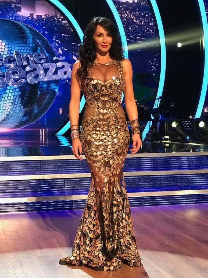 Mihaela Radulescu, Uite cine danseaza