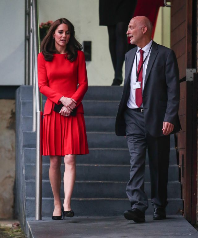 Catherine, Duchess of Cambridge visits the Anna Freud Centre Featuring: Catherine Duchess of Cambridge, Kate Middleton Where: London, United Kingdom When: 15 Dec 2015 Credit: WENN.com