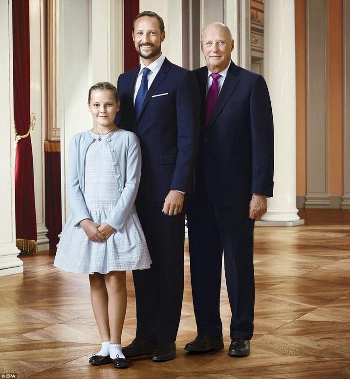regii norvegieni
