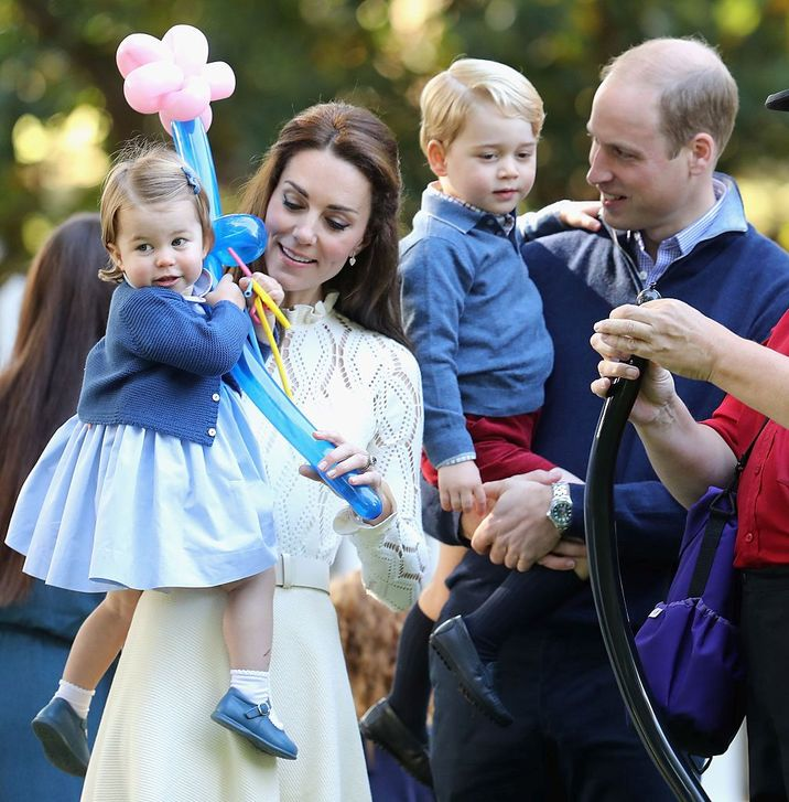 kate william si copiii GettyImages-611442464