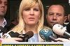 """Elena Udrea: """"Fostul meu soţ sigur mă votează pe mine"""" - Uite cum s-a dus imbracata la vot"""