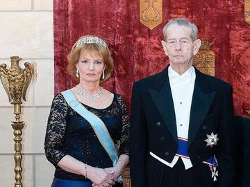 FOTO! Margareta va primi titlul de regina abia dupa moartea tatalui sau! Care sunt etapele prin care trebuie sa treaca fiica regelui! Afla povestea ei de iubire cu Radu Duda si vezi cum a aratat mireasa