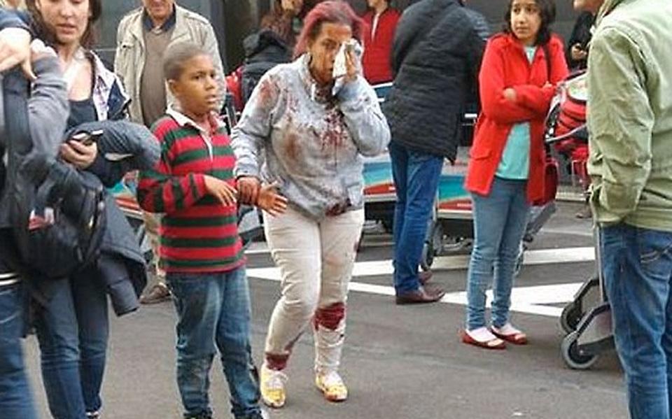 """Maria Ghiorghiu a prezis atentatele de la Bruxelles! Femeia care """"a anuntat"""" dezastrul de la Paris a stiut si de ultima tragedie care a lovit Europa! Vezi ce scria ea inca din februarie despre ce urma sa se intample in capitala Belgiei"""