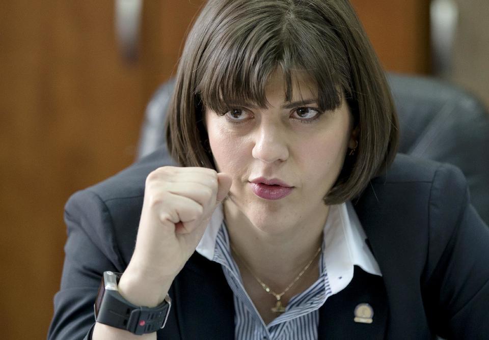 Ce salariu are Laura Codruta Kovesi, cea mai puternica femeie din Romania! Intra sa vezi si unde locuieste sefa Directiei Nationale Anticoruptie