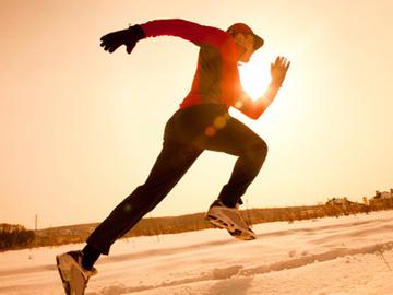 Am aflat de ce e bine sa faci sport iarna! Cat de usor SLABESTI