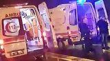 Atac armat intr-un club din Istanbul: 35 de morti si 40 de raniti. Un barbat costumat in Mos Craciun a deschis focul
