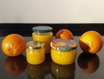 Dulceata din coji de portocale - reteta de sezon!