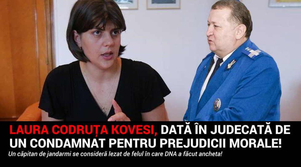Laura Codruta Kovesi, data in...