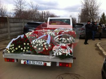 Vasile Turcu a fost înmormântat! Putini oameni de fotbal au venit sa-l conduca pe ultimul drum