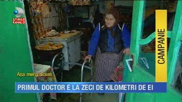 """""""Satele mor fara medici"""", o noua campanie marca """"Stirile Kanal D""""! Saptamana aceasta, urmariti o serie de reportaje cutremuratoare despre sistemul medical rural din Romania"""