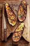 Reteta delicioasa de post: vinete picante coapte! Mmmmm, ge-ni-a-la!