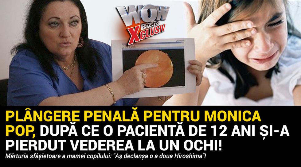 Plangere penala pentru Monica...