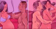 Ce se intampla cand un barbat face sex cu o femeie insarcinata! Sigur nu stiai asta!