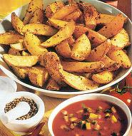 De post, usor de preparat, gata rapid! Stim exact ce vrei! Asa iti pregatesti cei mai buni cartofi taranesti!
