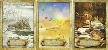 """Oracolscop """"Enchanted Map"""" 17 - 23 aprilie - Doua zodii primesc provocari mari si au de suferit!"""