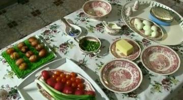 Ti-au ramas oua rosii dupa Paste? Ce retete poti improviza cu mancare ramasa de la Sarbatori