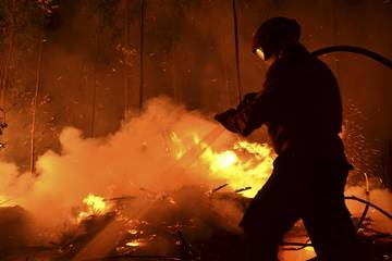 Dramatic! Trei copii au murit într-un incendiu teribil!