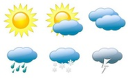 PROGNOZA METEO pentru zilele urmatoare: Vreme deosebit de calda! Cum va fi vremea de 1 MAI