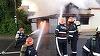 Incendiu de proportii in Chitila! Opt autospeciale au intervenit
