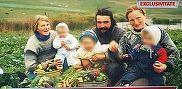 Bărbatul cu două soţii-surori şi cu 15 copii e şi doctor, şi dascăl! Mărturisirile halucinante făcute de omul care a şocat o lume întreagă!