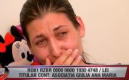 La doar doi ani, Giulia are leucemie acută! Familia mai are nevoie de 20.000 de euro pentru a finaliza tratamentul la o clinică din Turcia