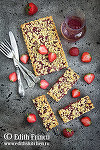 Tarta delicioasa cu capsuni sau fructe de padure