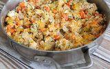 Secretul pentru cel mai gustos pilaf: nu mai fierbe orezul in apa!