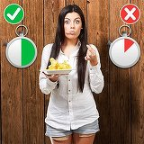 De cate ori trebuie sa mesteci mancarea pentru a slabi! Nimeni nu stia numarul asta exact!
