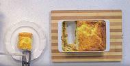 Reteta simpla si extrem de gustoasa: musaca cu piure de cartofi