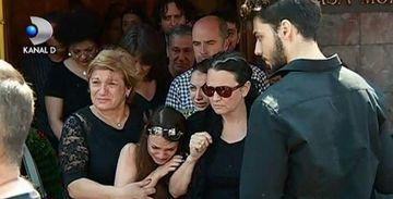 Gestul sfasietor facut de Ileana Sipoteanu, la inmormantarea sotului ei, Dumitru Lupu. Iti face pielea de gaina
