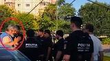 """Actorul George Robu de la """"Vacanta Mare"""", lupta cu 14 politisti. Scandal de proportii cu primarul"""