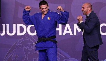 """Un roman, campion mondial la judo in fata unui japonez! Cozmin Gusa: """"E o performanta exceptionala"""""""
