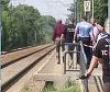S-a aflat identitatea gravidei sinucigase care s-a aruncat in fata trenului