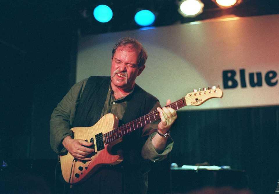 Chitaristul de jazz John Abercrombie a murit la varsta de 72 de ani