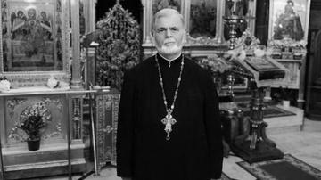Doliu in Biserica Ortodoxa din Romania. Un preot renumit s-a stins din viata
