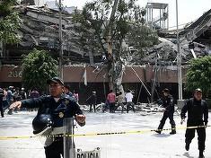 Cutremur puternic în Mexic! Cel puţin 150 de persoane au murit