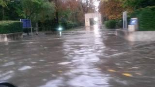 Ultima ora! Orasul din Romania care a fost inghitit de ape si a ramas in bezna! Autoritatile au pornit alarma