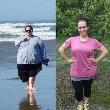 Femeia asta a slăbit 87 de kilograme! Uite cum a reuşit! Vei încerca şi tu!