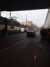 ULTIMA ORA! Un tramvai a lovit un tanar care asculta muzica la casti, in zona Lujerului!