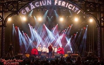 Cand vor fi aprinse luminitele de Craciun in Bucuresti- Anuntul facut in urma cu putin timp de Gabriela Firea