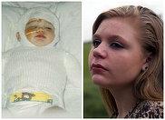 In urma cu 14 ani mama ei a bagat-o in cuptorul cu microunde si a suferit rani cumplite! Acum a cautat-o din inchisoare! Mesajul este cat se poate de neasteptat
